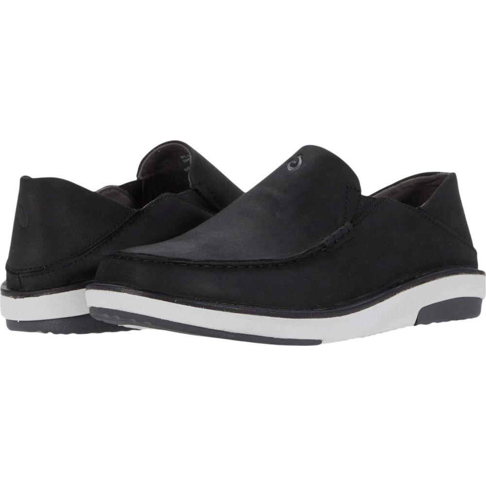 オルカイ OluKai メンズ スニーカー シューズ・靴【Kalia】Black/Black