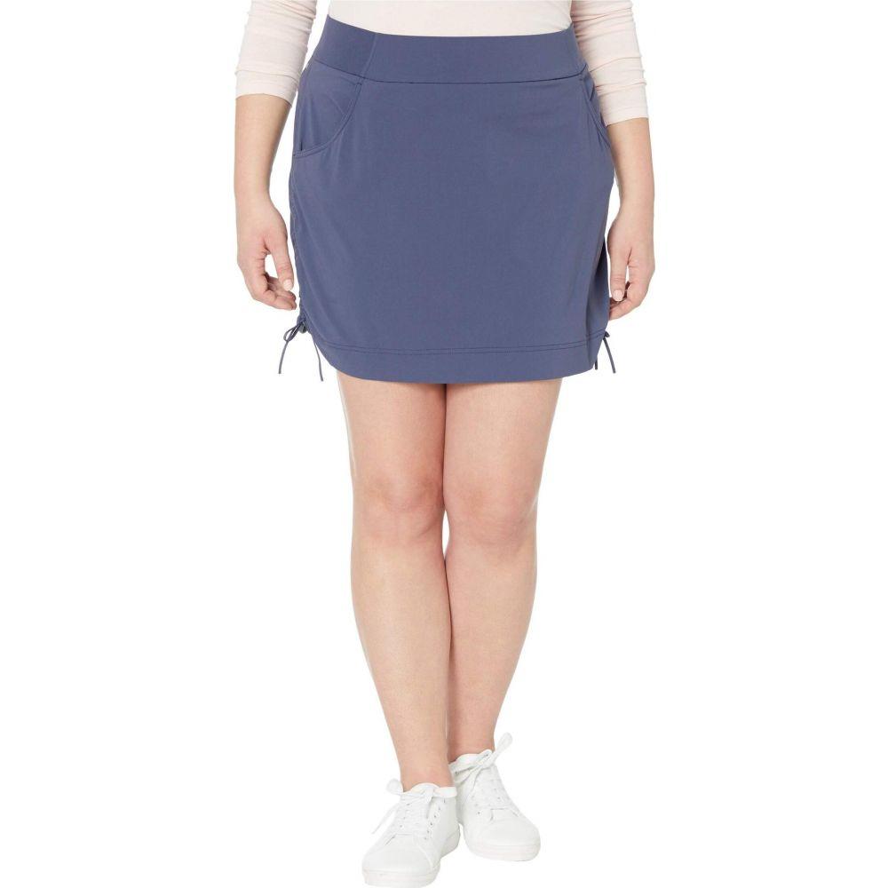 コロンビア Columbia レディース ミニスカート 大きいサイズ スコート スカート【Plus Size Anytime Casual(TM) Skort】Nocturnal