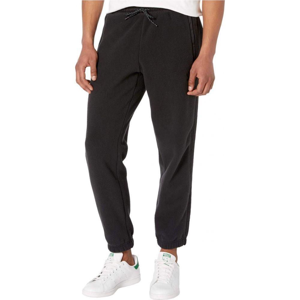 アディダス adidas Originals メンズ ボトムス・パンツ 【Polar Fleece Pants】Black