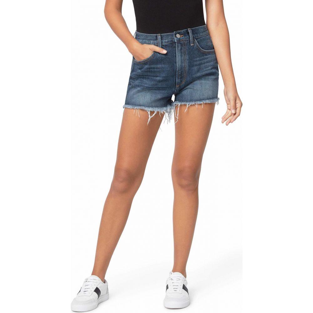 ジョーズジーンズ Joe's Jeans レディース ショートパンツ ボトムス・パンツ【High-Rise Vintage Shorts in Runaround】Runaround