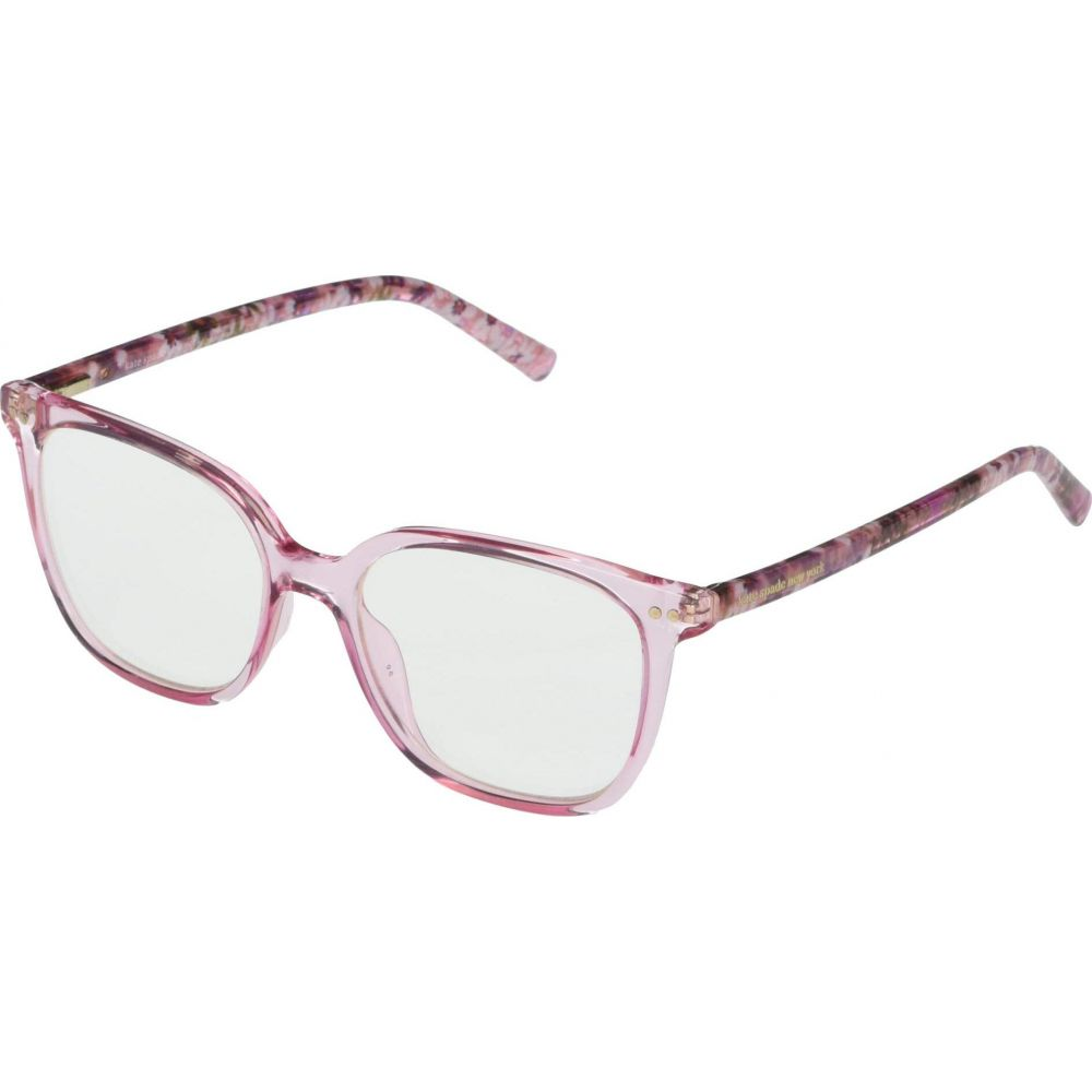 ケイト スペード Kate Spade New York レディース メガネ・サングラス 【Rosalie Blue Light Glasses】Pink