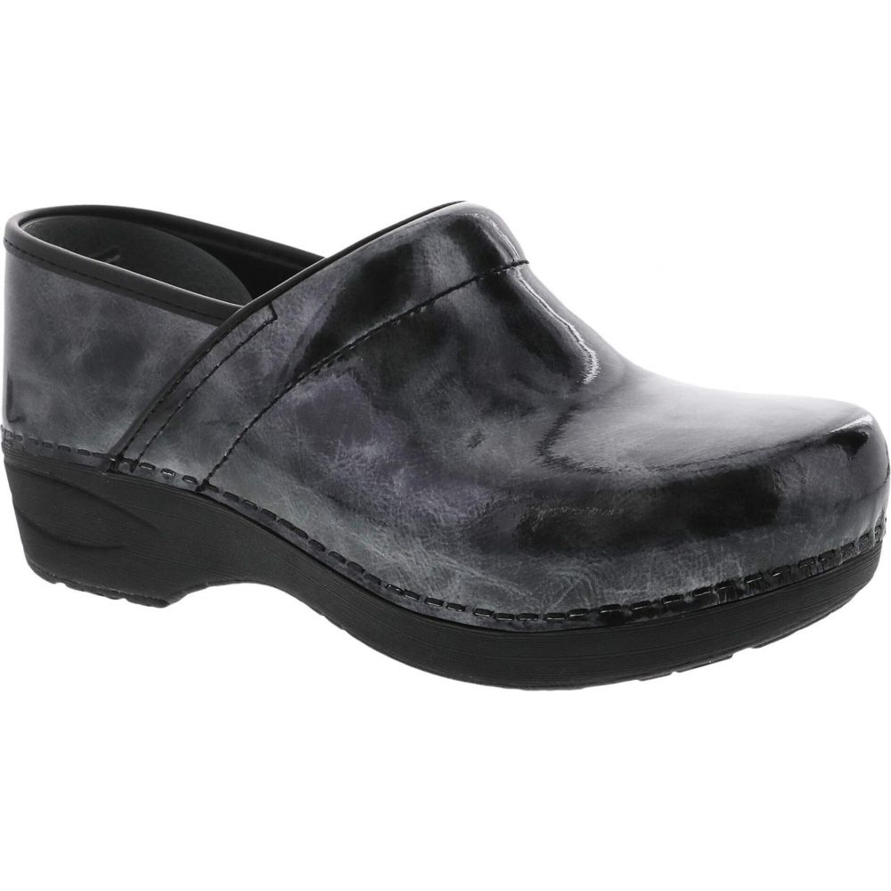 ダンスコ Dansko レディース シューズ・靴 【XP 2.0】Pewter Marbled Patent