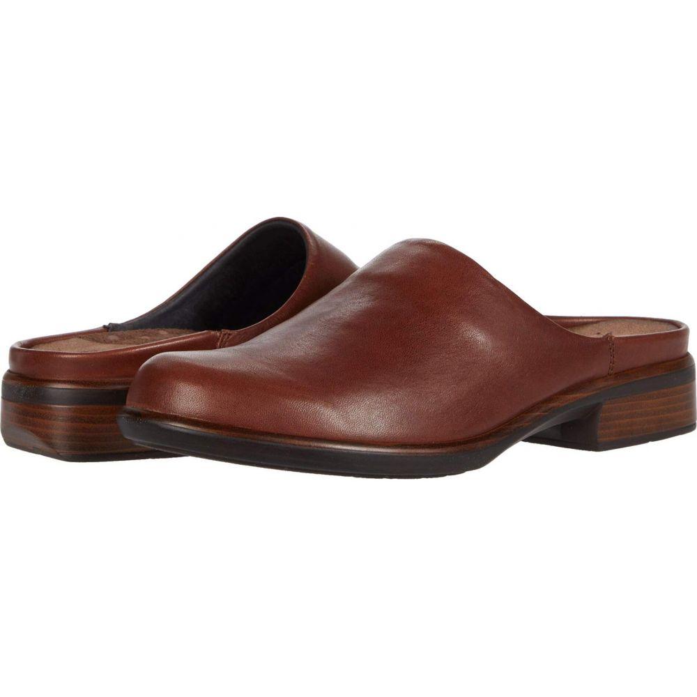 ナオト Naot レディース シューズ・靴 【Lodos】Soft Chestnut Leather