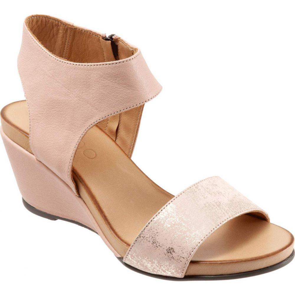 ブエノ Bueno レディース サンダル・ミュール シューズ・靴【Ida】Pale Pink/Rose Metallic