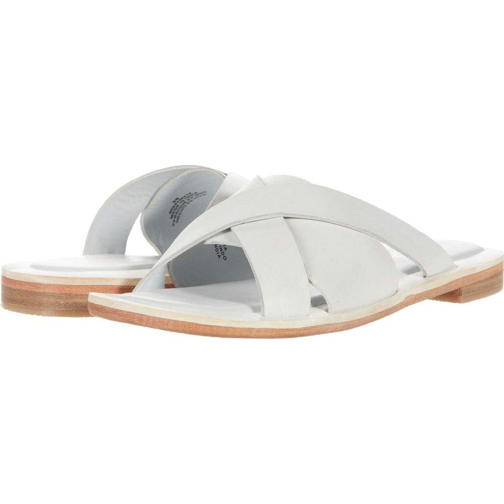 フリーピープル Free People レディース サンダル・ミュール スライドサンダル シューズ・靴【Del Mar Slide Sandal】White