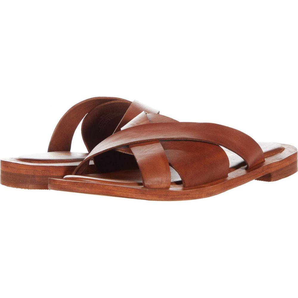フリーピープル Free People レディース サンダル・ミュール スライドサンダル シューズ・靴【Del Mar Slide Sandal】Brown
