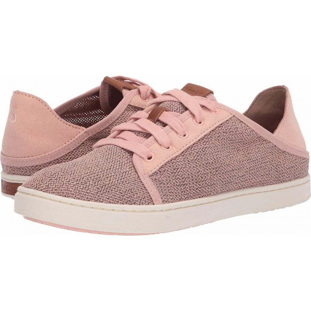 オルカイ OluKai レディース スニーカー シューズ・靴【Pehuea Li】Dusty Pink/Dusty Pink