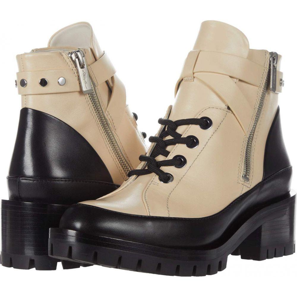 スリーワン フィリップ リム 3.1 Phillip Lim レディース ブーツ レースアップ シューズ・靴【Hayett 50mm Lace-Up Boot】Bone