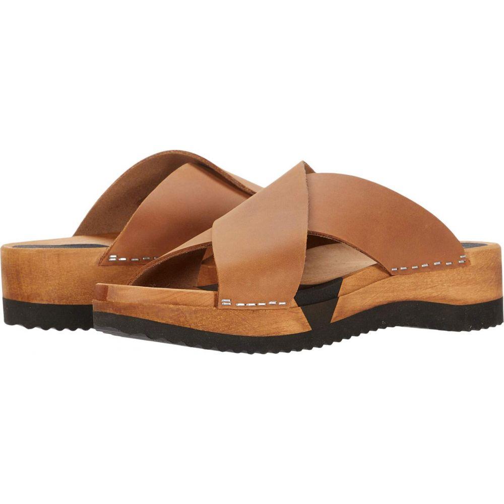 サニタ Sanita レディース サンダル・ミュール シューズ・靴【Tida】Cognac