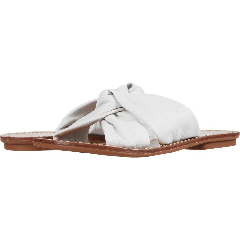 ソルドス Soludos レディース サンダル・ミュール シューズ・靴【Clara Beach Slide】White
