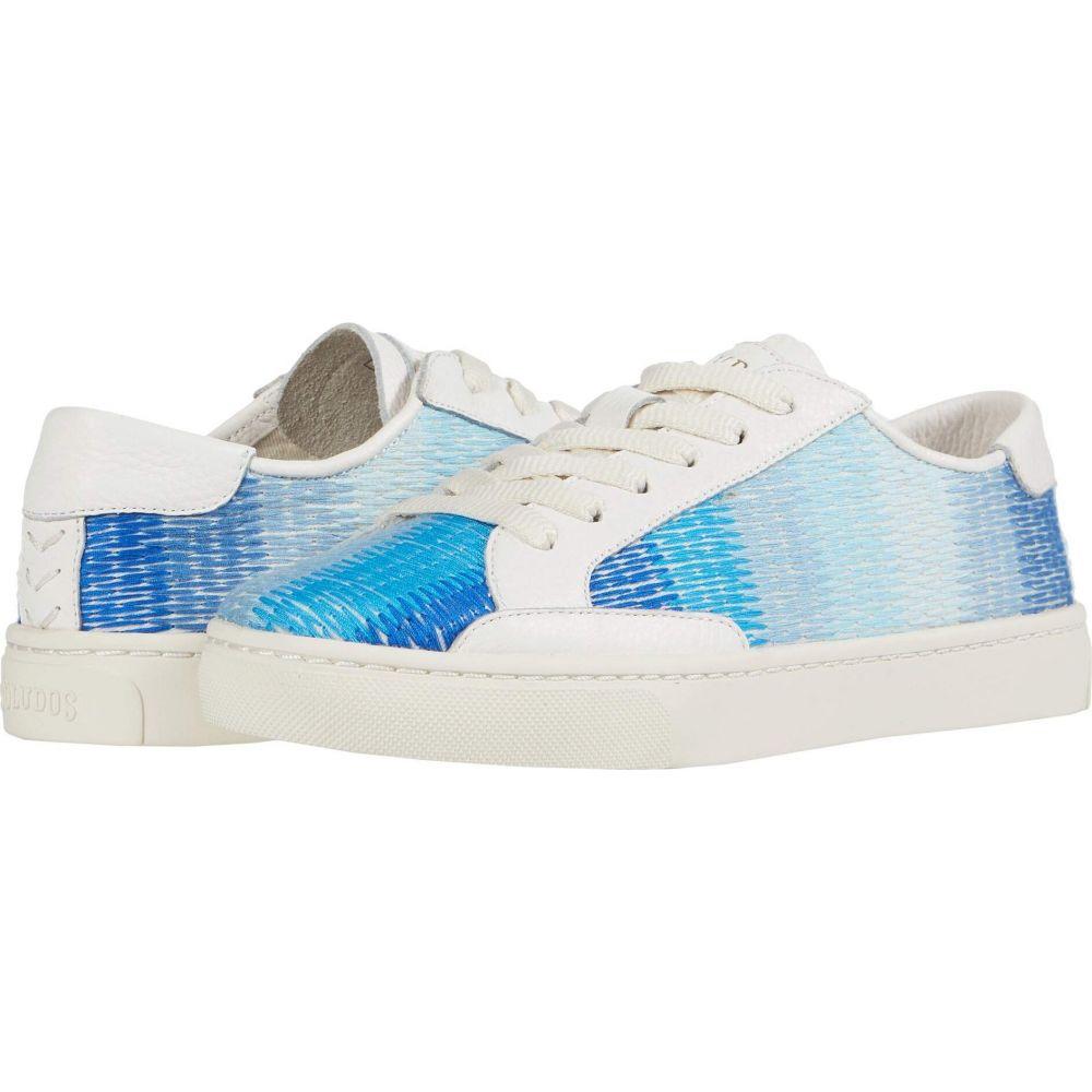 ソルドス Soludos レディース スニーカー シューズ・靴【Ombre Ibiza Sneaker】Blue