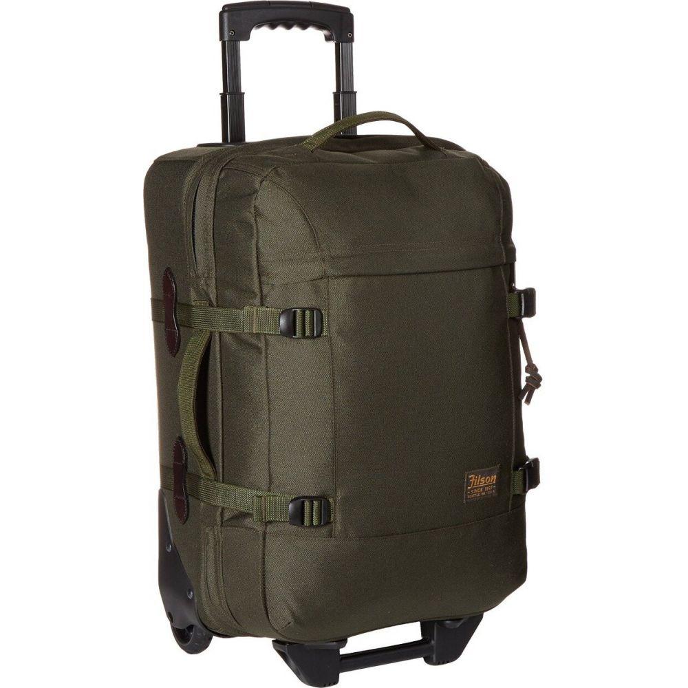 フィルソン Filson メンズ スーツケース・キャリーバッグ バッグ【Dryden 2-Wheeled Carry-On Bag】Otter Green