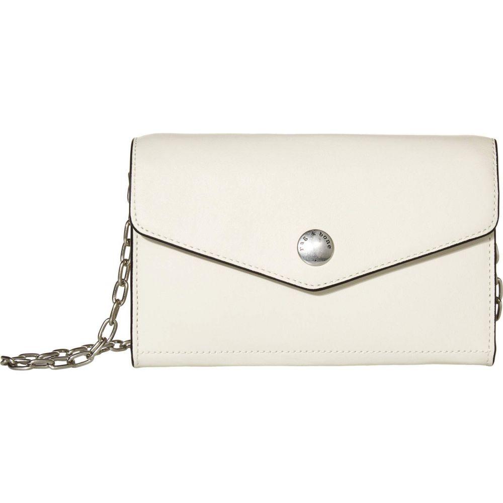 ラグ&ボーン rag & bone レディース 財布 【Atlas Wallet with Chain】Antique White