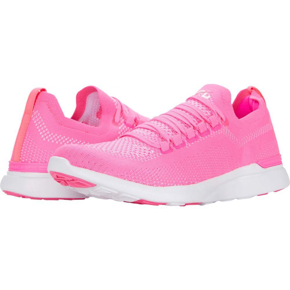 アスレチックプロパルションラブス Athletic Propulsion Labs (APL) レディース ランニング・ウォーキング シューズ・靴【Techloom Breeze】Fusion Pink/White/White