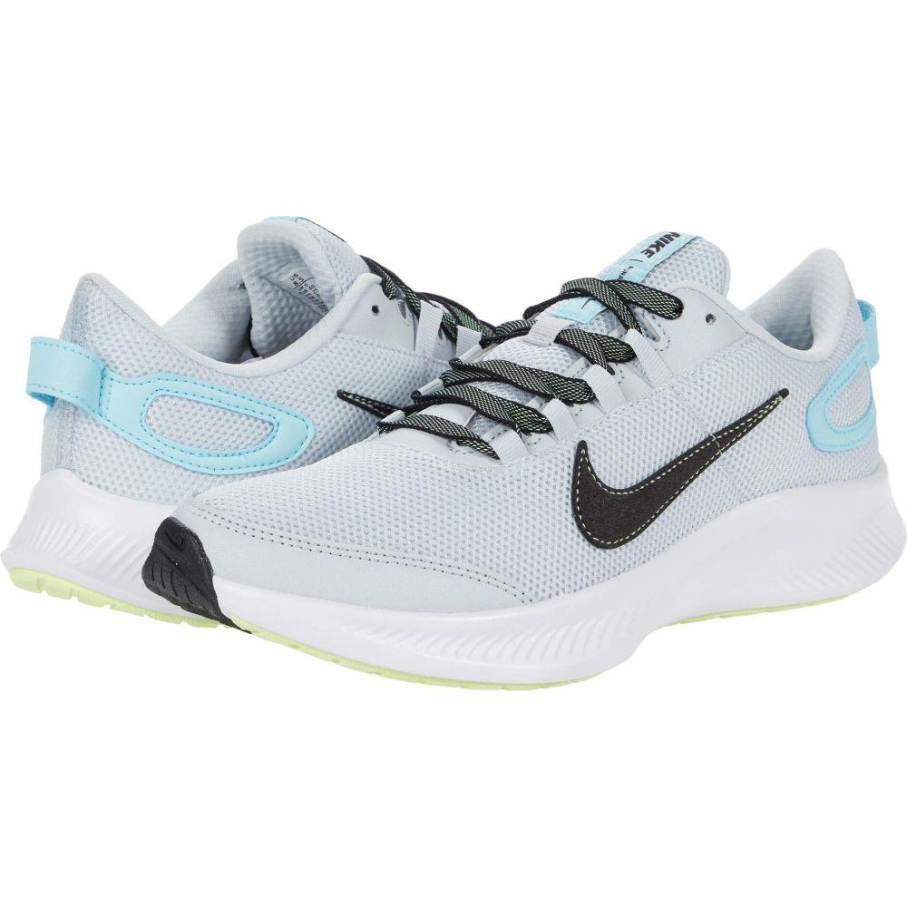 ナイキ Nike レディース ランニング・ウォーキング シューズ・靴【Run All Day 2】Pure Platinum/Black/Glacier Ice
