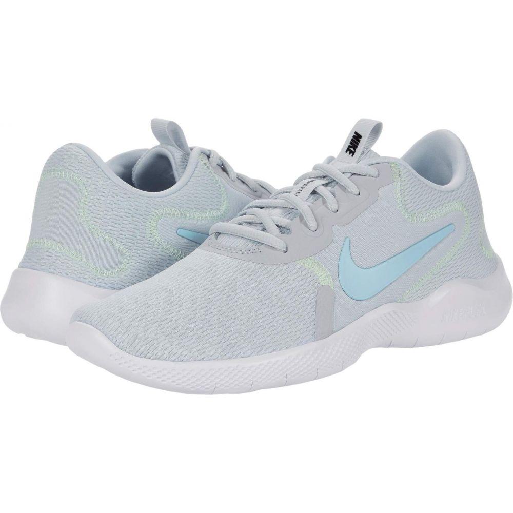 ナイキ Nike レディース ランニング・ウォーキング シューズ・靴【Flex Experience Run 9】Pure Platinum/Glacier Ice/Barely Volt