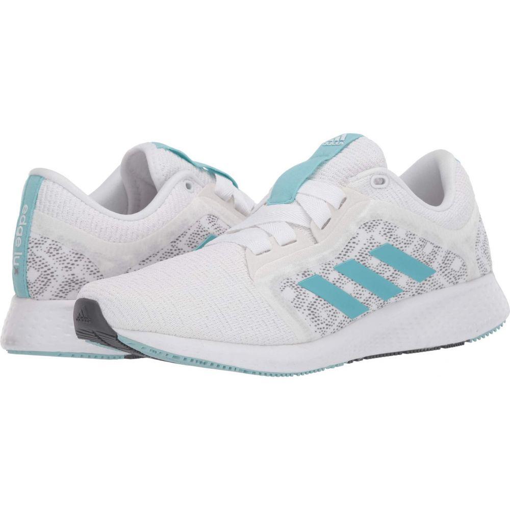 アディダス adidas Running レディース ランニング・ウォーキング シューズ・靴【Edge Lux 4 Primeblue】Footwear White/Blue Spirit/Grey Two F17
