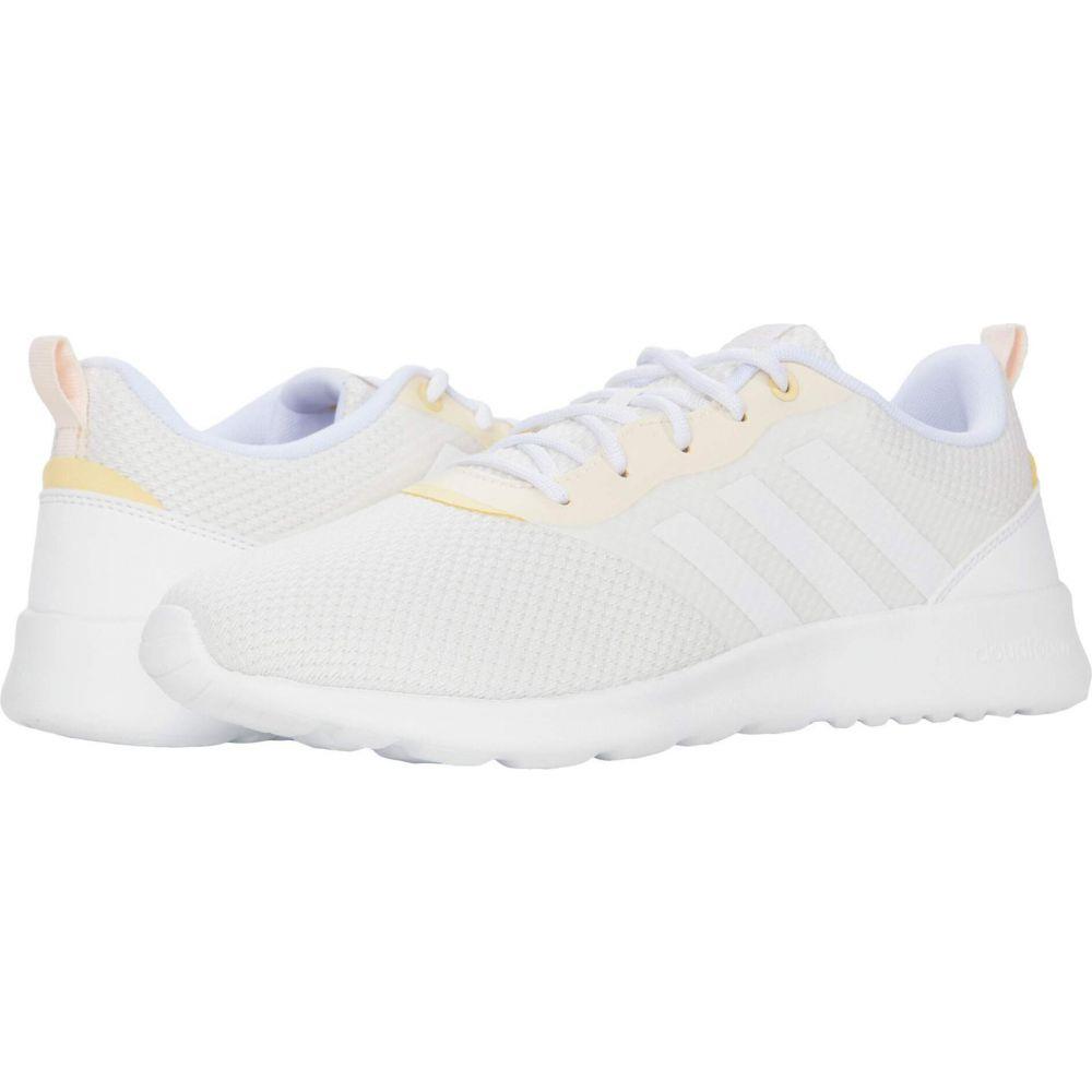 アディダス adidas Running レディース ランニング・ウォーキング シューズ・靴【QT Racer 2.0】Footwear White/Footwear White/Chalk White