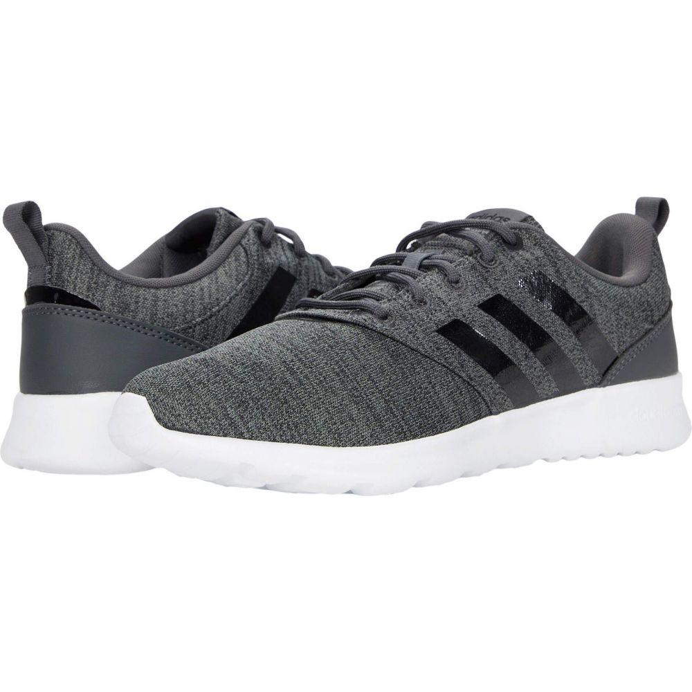 アディダス adidas Running レディース ランニング・ウォーキング シューズ・靴【QT Racer 2.0】Grey Six/Core Black/Footwear White