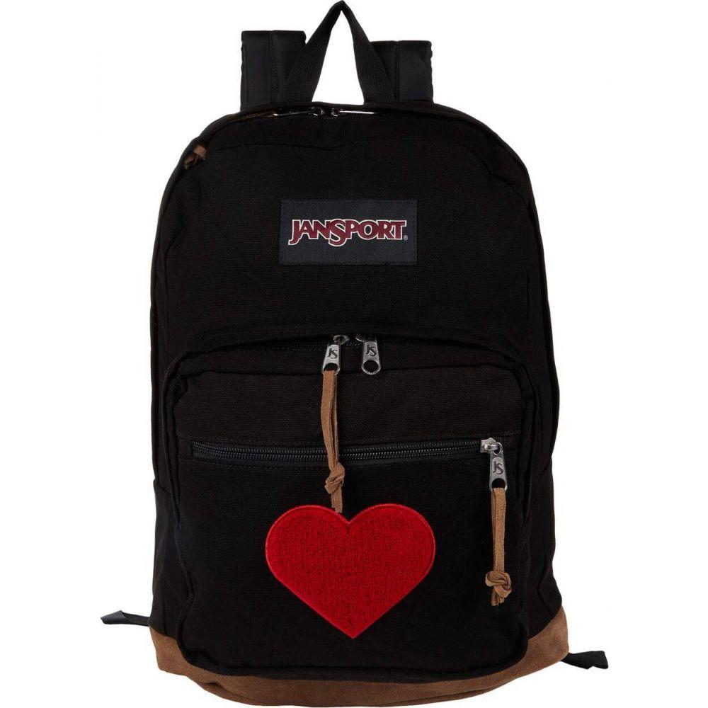 ジャンスポーツ JanSport レディース バックパック・リュック バッグ【Right Pack Expressions】All The Love