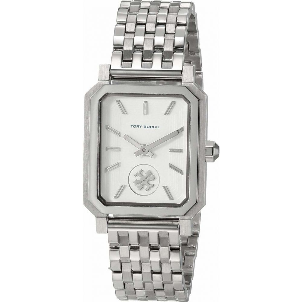 トリー バーチ Tory Burch レディース 腕時計 ブレスレットウォッチ【Robinson Bracelet Watch】Silver