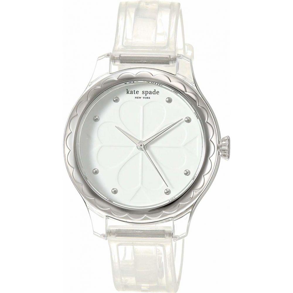 ケイト スペード Kate Spade New York レディース 腕時計 【Rosebank Watch - KSW1603】Clear