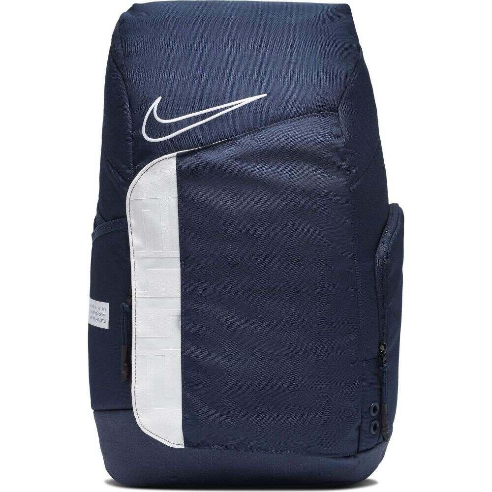 ナイキ Nike レディース バックパック・リュック バッグ【Hoops Elite Pro Backpack】Midnight Navy/White/White