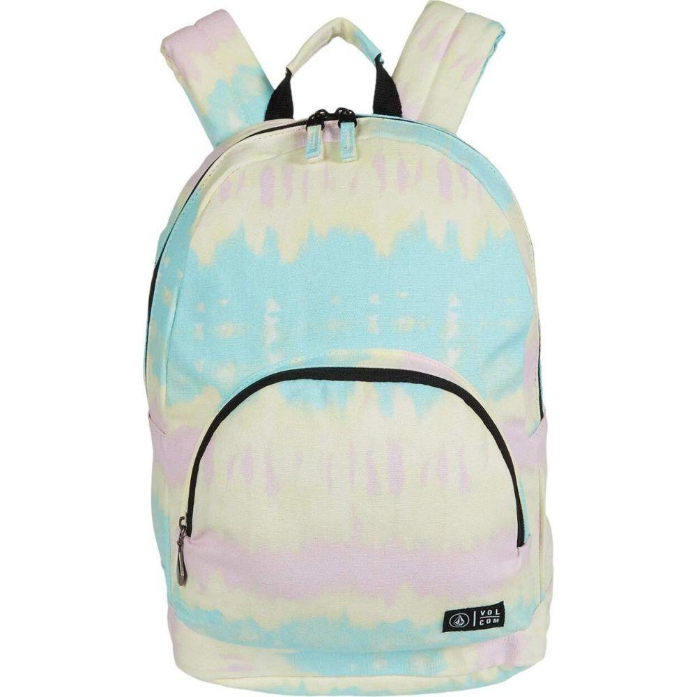 ボルコム Volcom レディース バックパック・リュック バッグ【Schoolyard Canvas Backpack】Multi