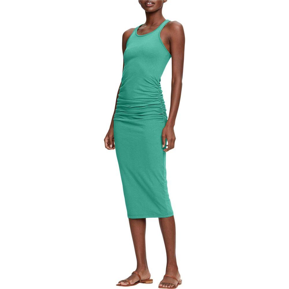 マイケルスターズ Michael Stars レディース ワンピース ワンピース・ドレス【Racerback Dress w/ Shirring】Palm