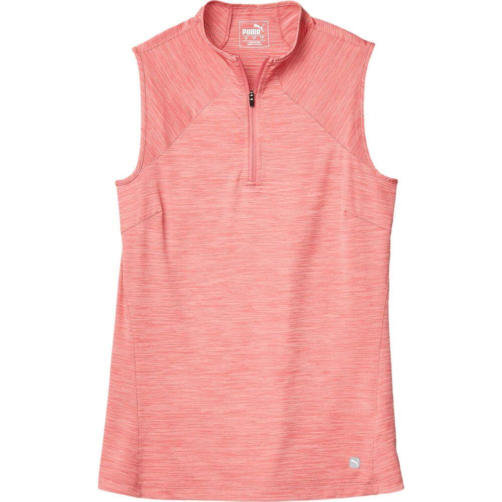 プーマ PUMA Golf レディース トップス 【Daily Mock Neck】Rapture Rose Heather