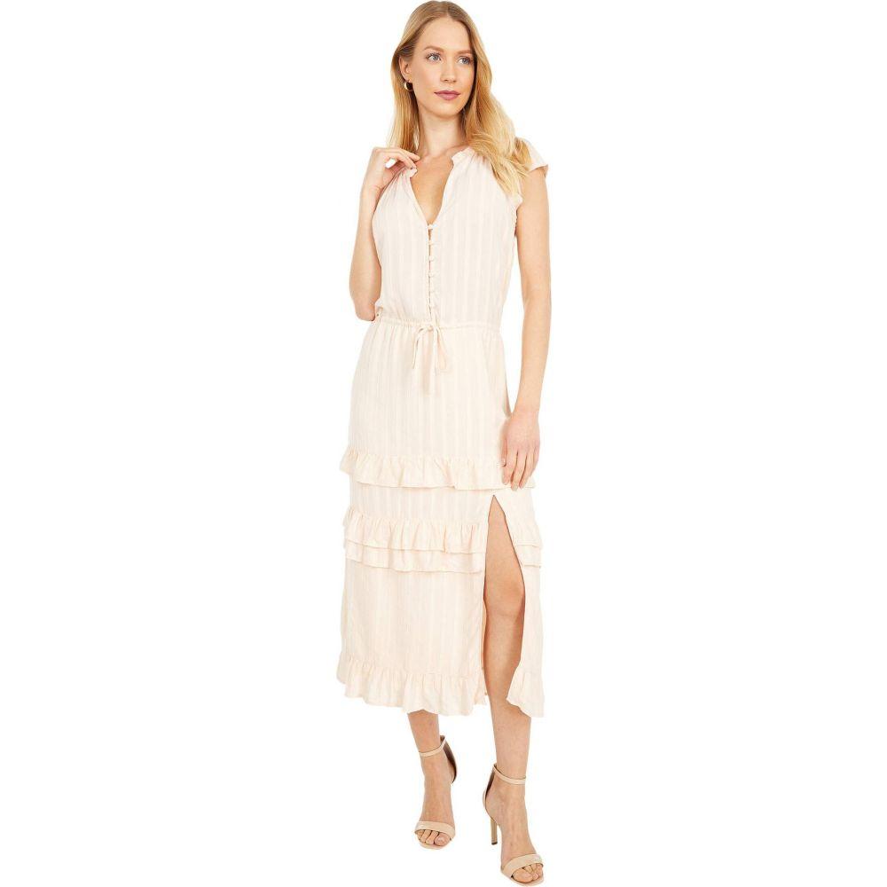 ペイジ Paige レディース ワンピース ワンピース・ドレス【Illyria Dress】Cream Tan