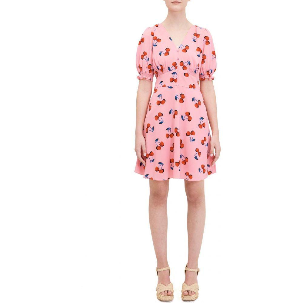 ケイト スペード Kate Spade New York レディース ワンピース ワンピース・ドレス【Cherry Dress】Rosy Carnation