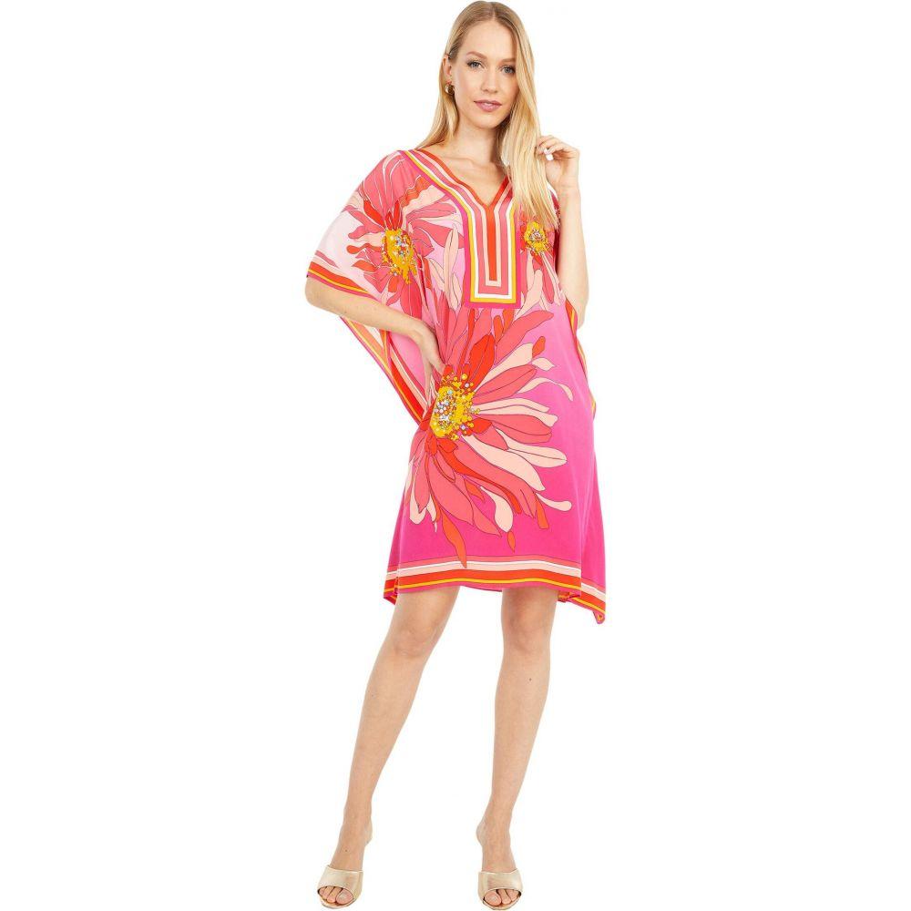 トリーナ ターク Trina Turk レディース ワンピース ワンピース・ドレス【Theodora Dress】Sunset Petals