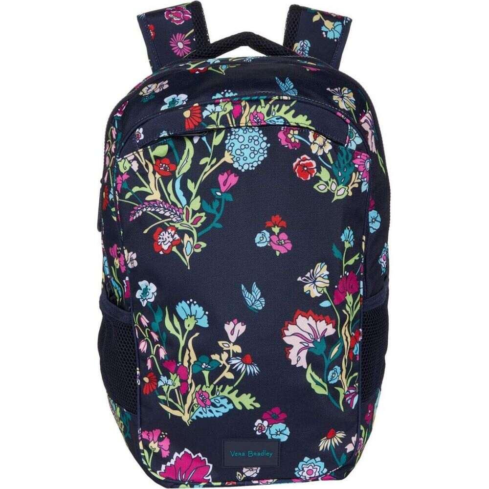 ヴェラ ブラッドリー Vera Bradley レディース バックパック・リュック バッグ【ReActive XL Backpack】Itsy Ditsy Floral
