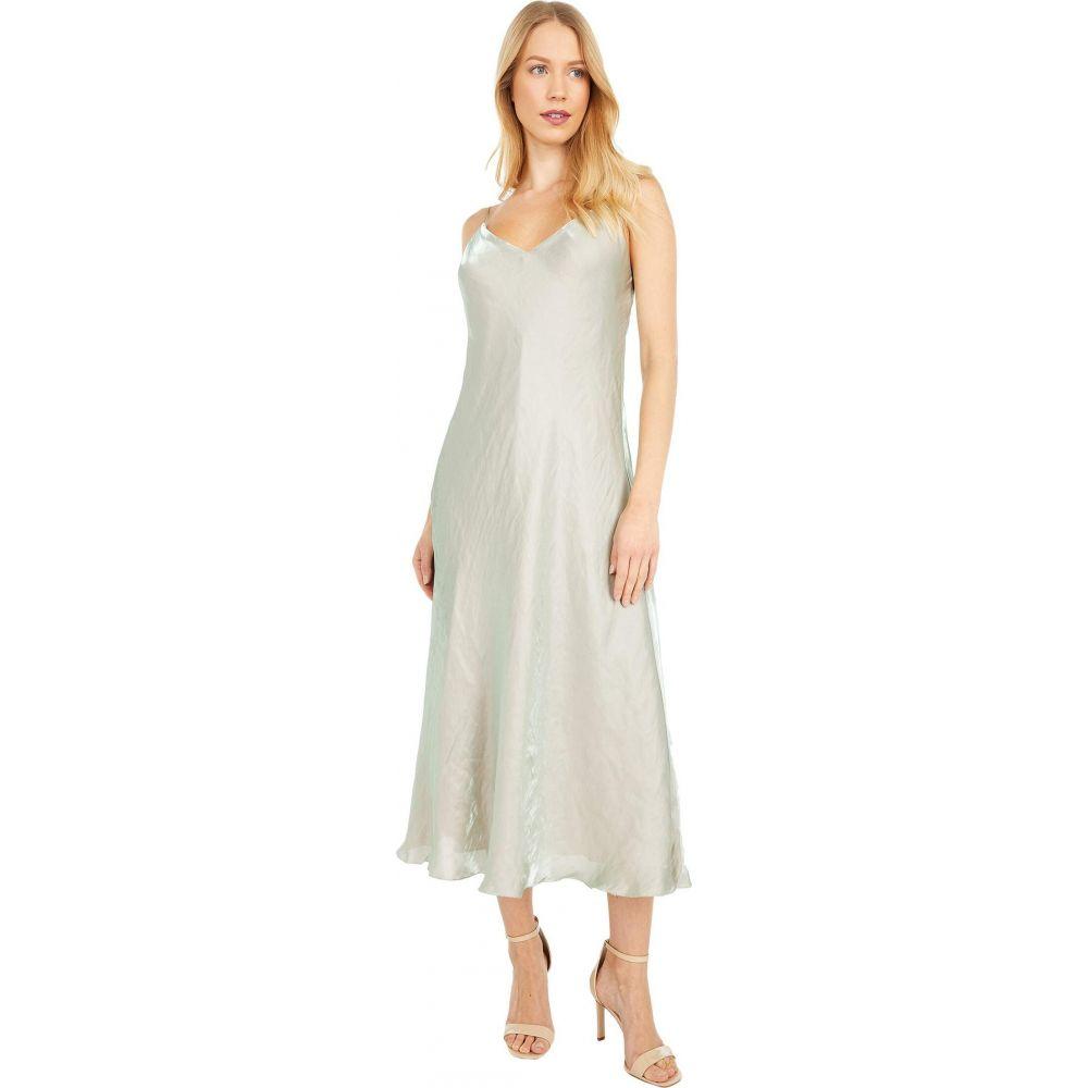 ヴィンス Vince レディース ワンピース キャミワンピ ワンピース・ドレス【Iridescent Cami Dress】Glass