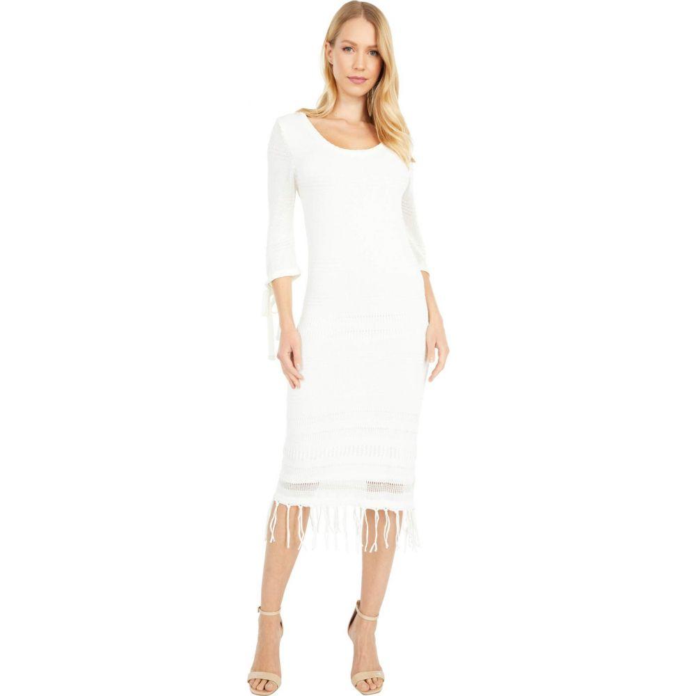 ロストアンドワンダー LOST + WANDER レディース ワンピース ミニ丈 ワンピース・ドレス【Take Me Away Mini Dress】Off-White