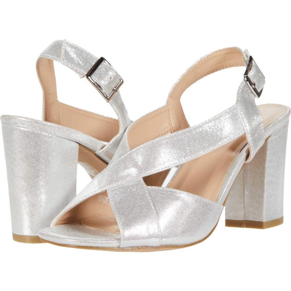 パラドックスロンドン Paradox London レディース サンダル・ミュール シューズ・靴【Hibiscus】Silver