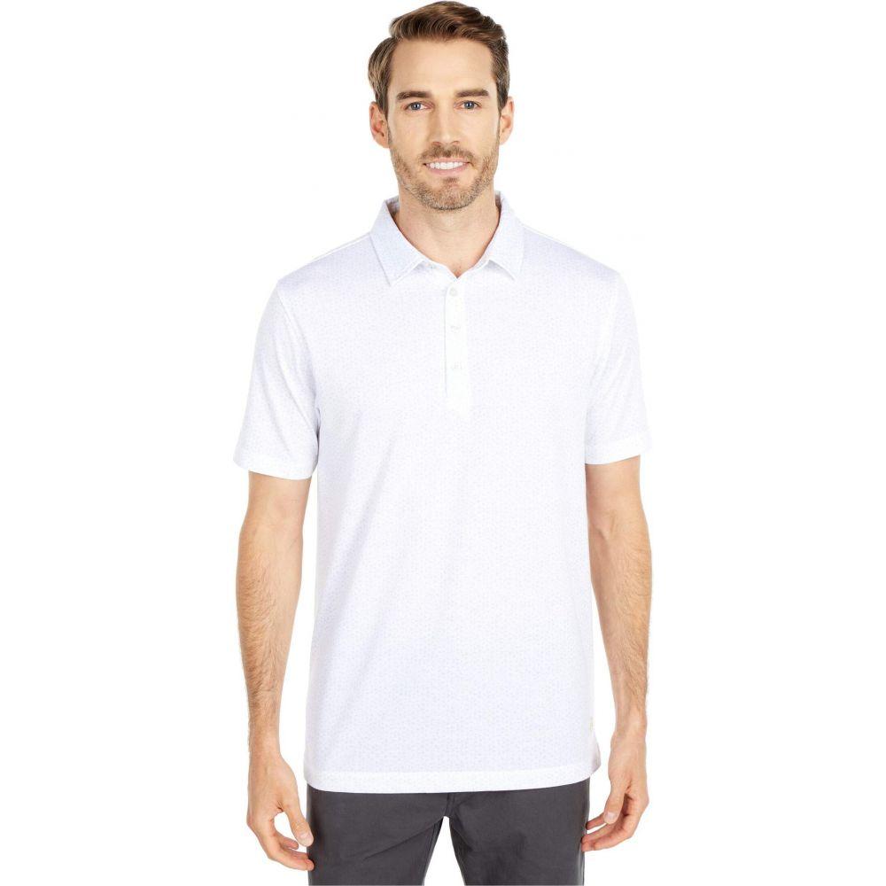 リンクソウル Linksoul メンズ ポロシャツ トップス【LS1278 - Dry-TEK Stretch Cotton Blend Polo】White