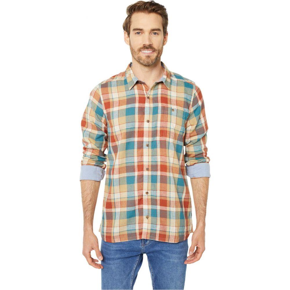 トードアンドコー Toad&Co メンズ シャツ トップス【Debug Peak Season Long Sleeve Shirt】Hydro