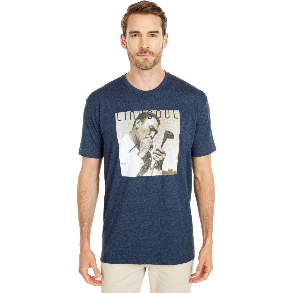 リンクソウル Linksoul メンズ Tシャツ トップス【LS713 The Hawk】Navy