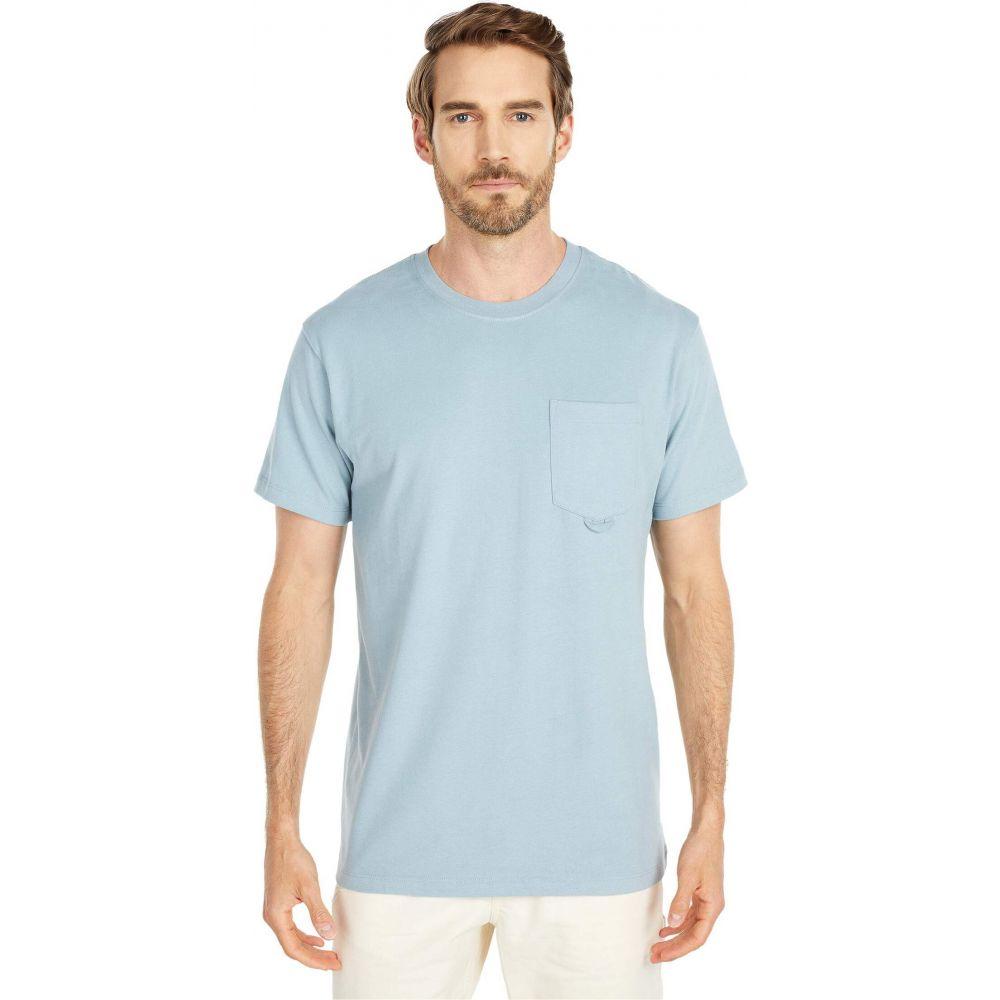 パブリッシュ Publish メンズ Tシャツ トップス【Jems Short Sleeve Tee】Light Blue