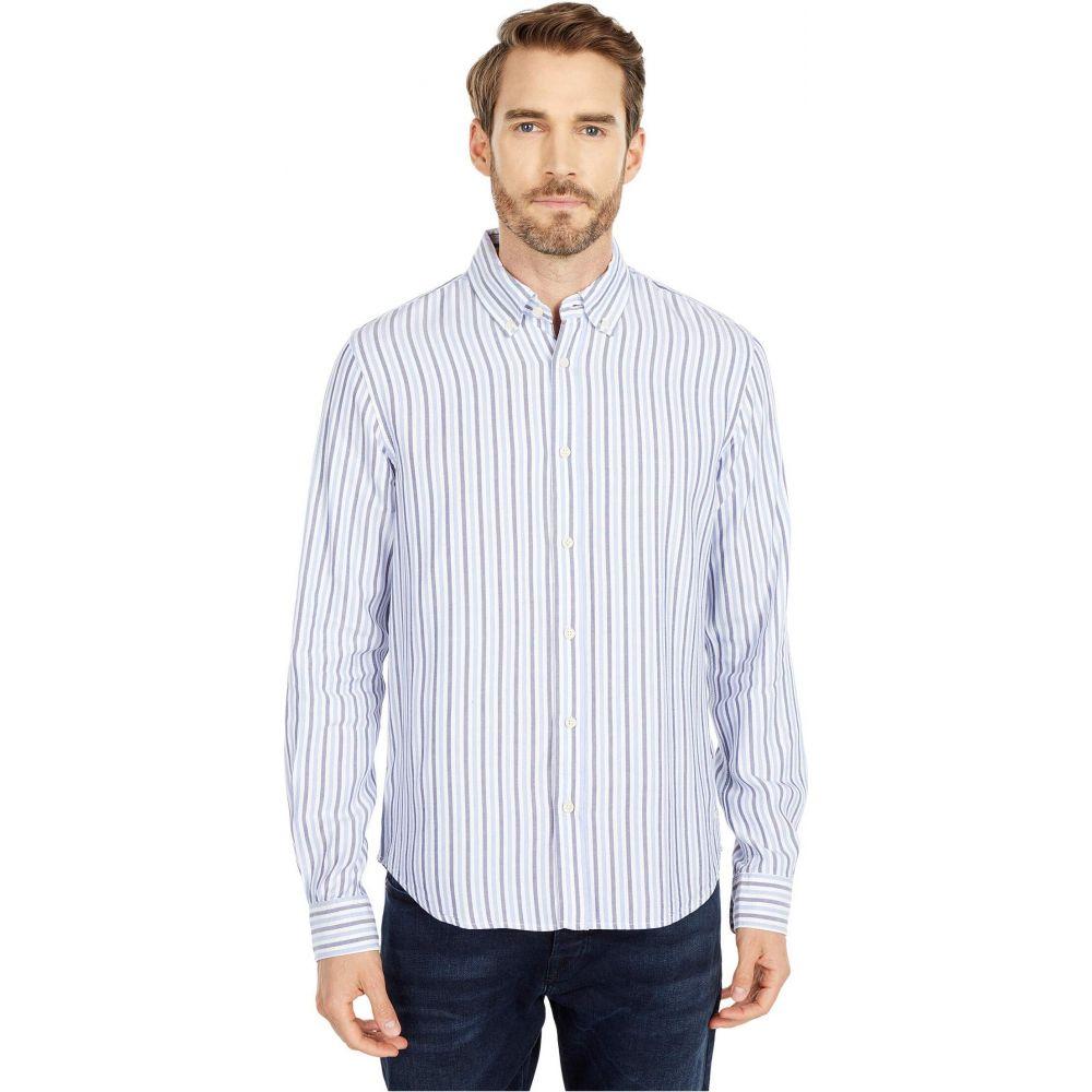 スコッチ&ソーダ Scotch & Soda メンズ シャツ トップス【Lightweight Long Sleeve Shirt】Combo D