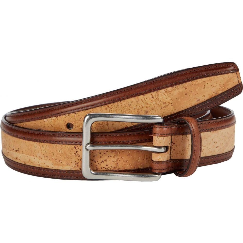 トリノレザー Torino Leather Co. メンズ ベルト 【35 mm Genuine Portuguese Cork w/ Waxhide Trim】Natural