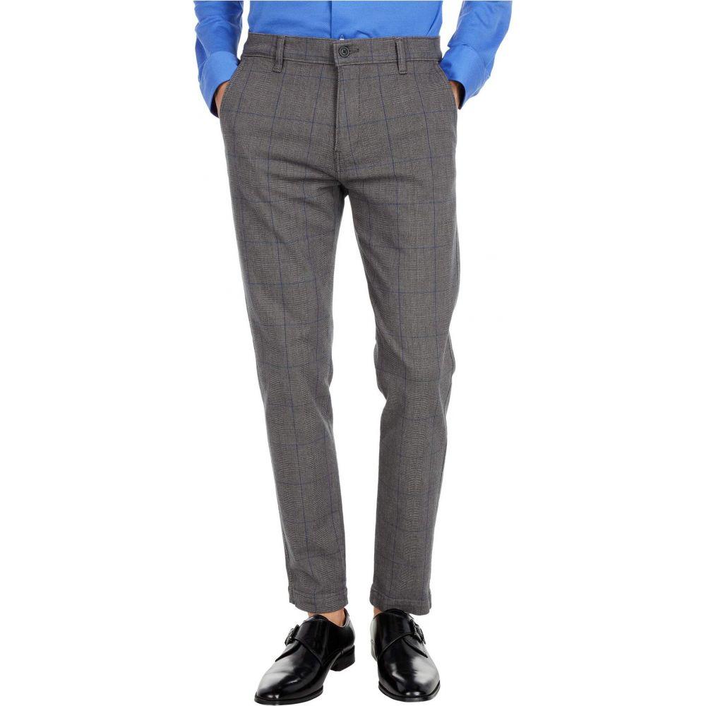 リーバイス Yarn-Dye ボトムス・パンツ【XX Standard Steel メンズ Grey Levi's Plaid Chino】Goshenite Mens チノパン Taper