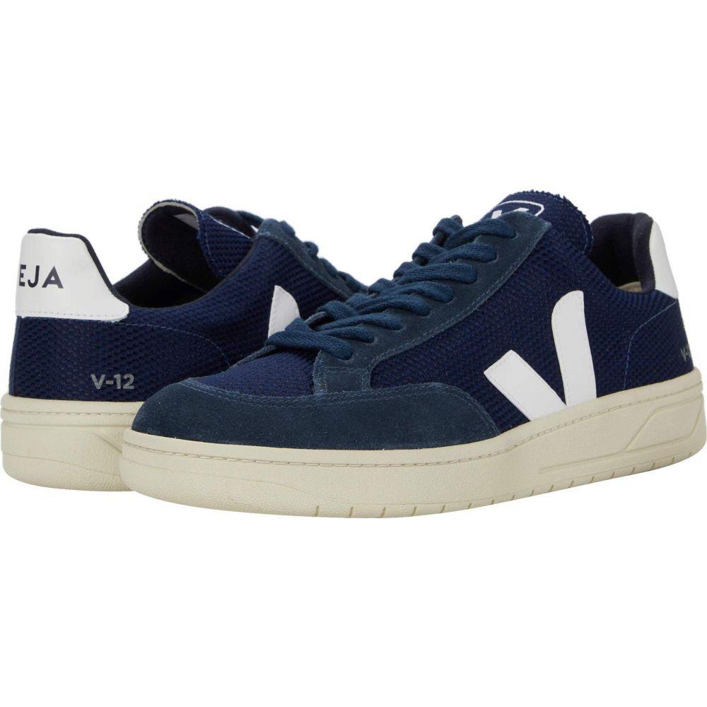 ヴェジャ VEJA メンズ スニーカー シューズ・靴【V-12】Nautico/White