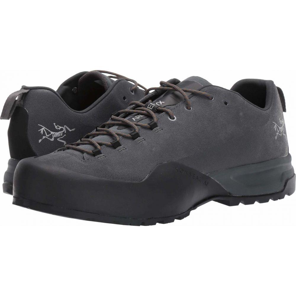 アークテリクス Arc'teryx メンズ シューズ・靴 【Konseal AR】Cinder/Yukon