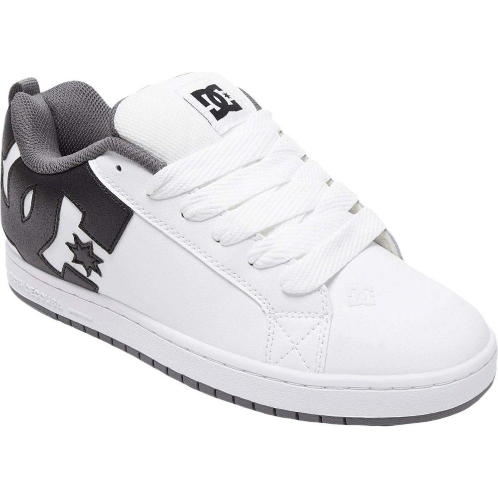 ディーシー DC メンズ スニーカー シューズ・靴【Court Graffik】Black/Grey