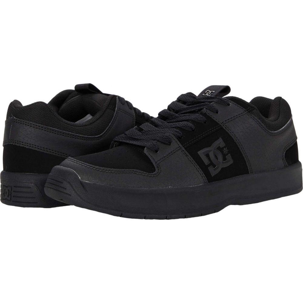 ディーシー DC メンズ スニーカー シューズ・靴【Lynx Zero】Black/Black/Black