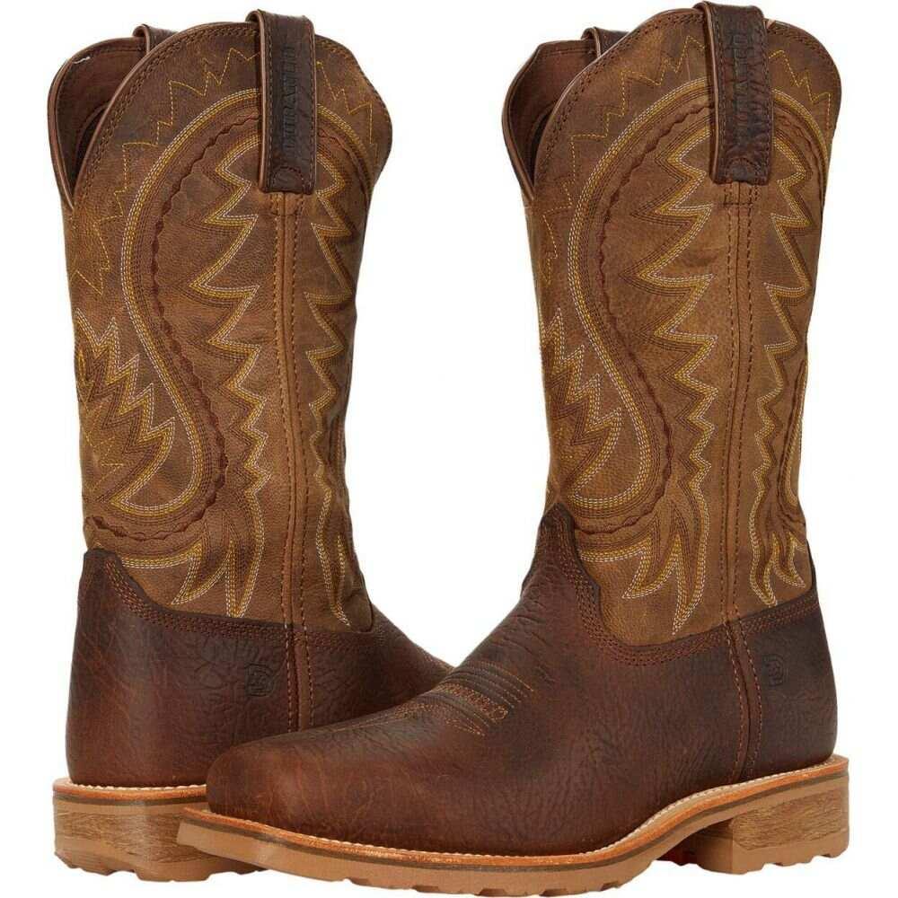 デュランゴ Durango メンズ ブーツ シューズ・靴【Maverick Pro 12' Steel Toe】Flaxen Brown