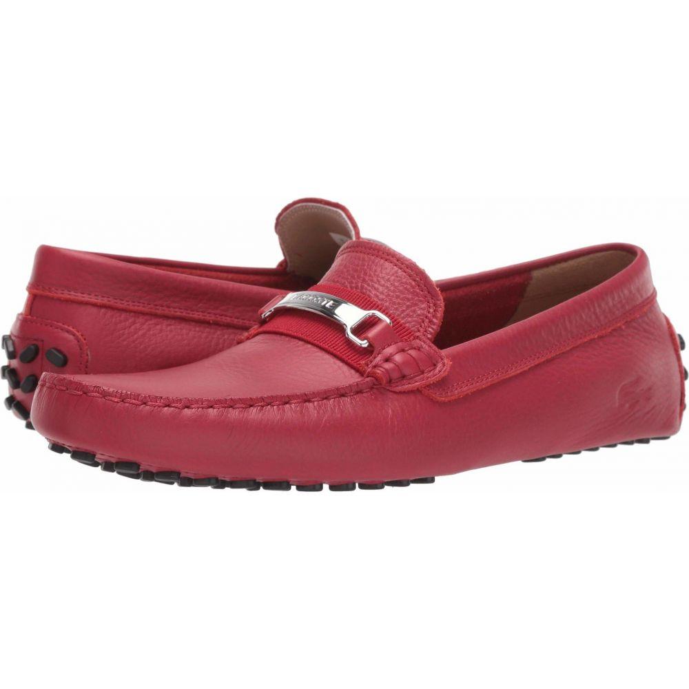 ラコステ Lacoste メンズ シューズ・靴 【Ansted 419 1 U】Red/Black